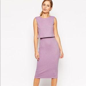 Light Purple ASOS Dress